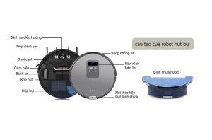 Tìm hiểu về cấu tạo của robot hút bụi thông minh (1)